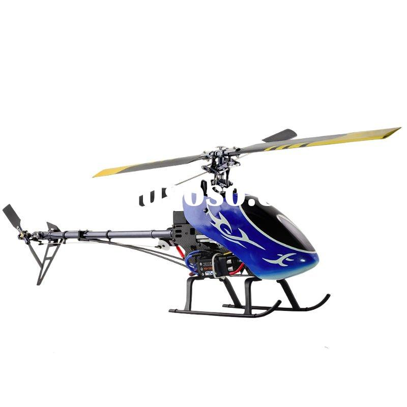 Titan 450 PRO 2.4Ghz 6ch Carbon Radio Control RTF Helicopter
