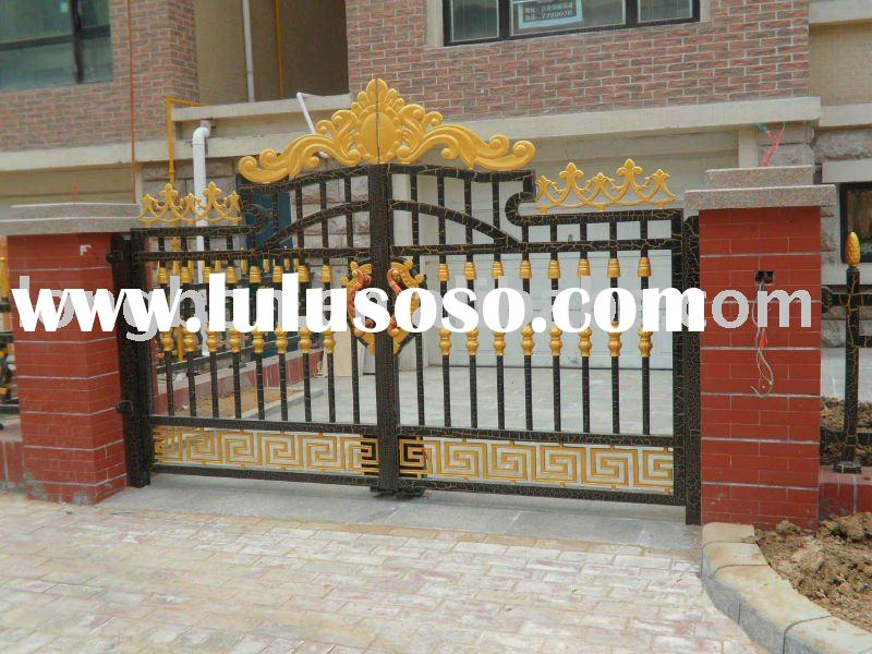 iron main gate iron main gate manufacturers in lulusoso