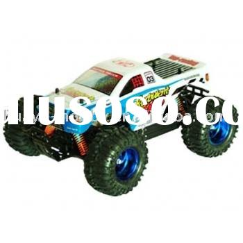 Turbulent Elders 1/10th nitro truck rc car nitro power RTR radio control toy model