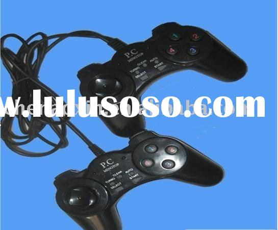 Two PC USB 2.0 Game Controller for Windows XP Vista