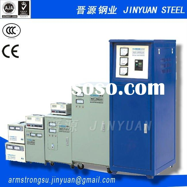 UP1114 sheet metal processing fabrication singlephase and three-phase AC voltage stabilizer cabinet