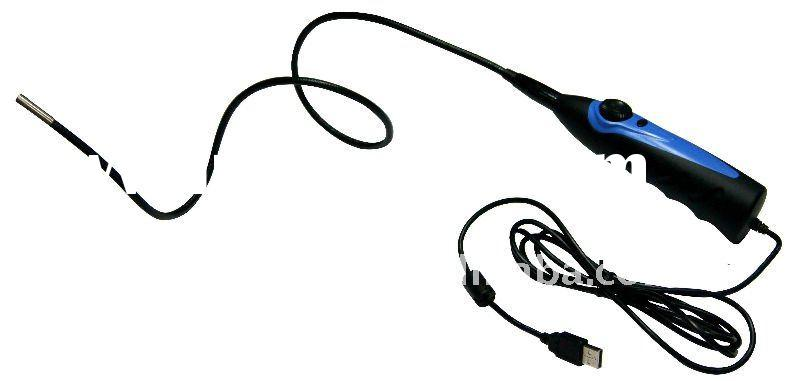 USB snake scope camera