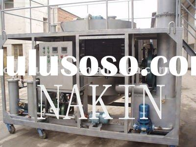 Used Motor Oil Distillation Plant For Refinery Of Diesel Fuel