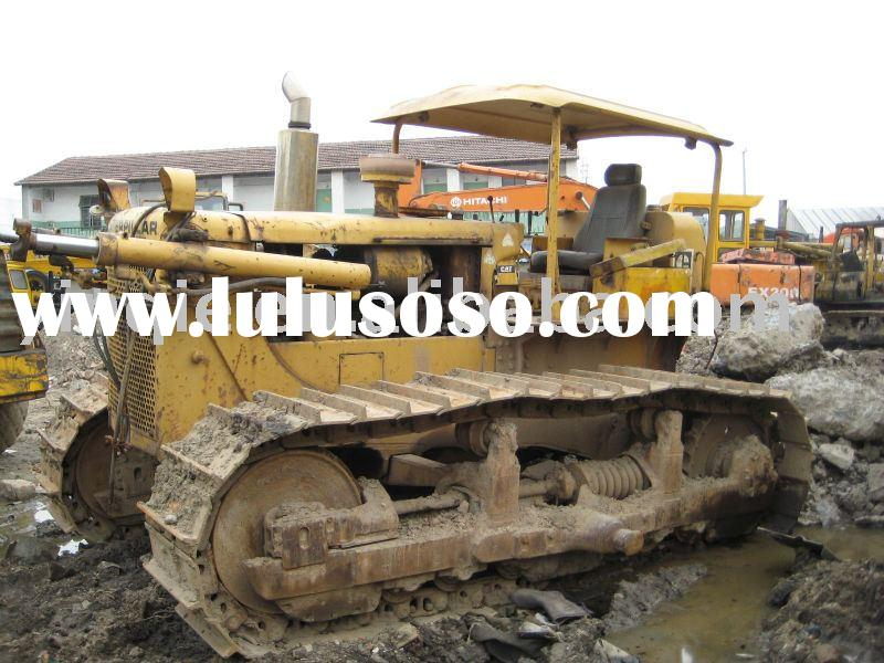 Used caterpillar bulldozer, cat D6C dozers for sale