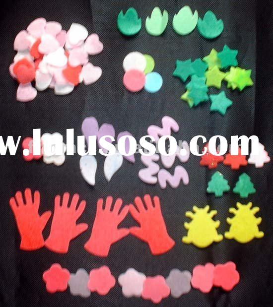 Various shape plane soap petal soap confetti bulk packing