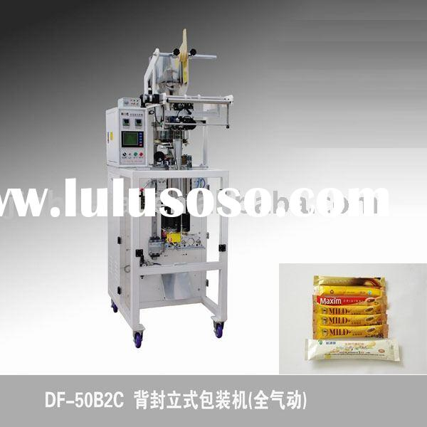 Vertical food packaging machinery