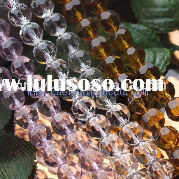WHOLESALE CRYSTAL GLASS BEADS FROM PROFESSIONAL FACTORY IN CHINA