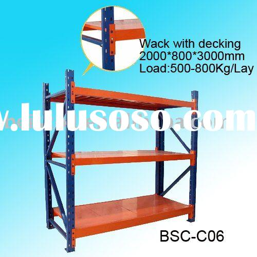 Warehouse racking/warehouse storage shelving/warehouse shelf/pallet rack