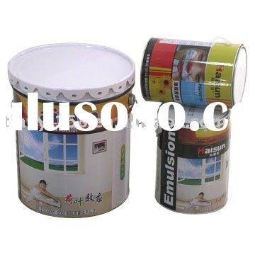 Water Base Organic Silicon Modified Acrylic Outdoor Wall Paint