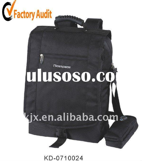 Waterproof 840D Twill computer bag &Briefcase With Shoulder Strap