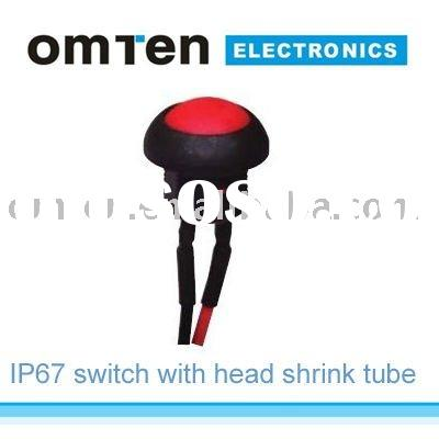 Waterproof momentary push button switch-4126 series