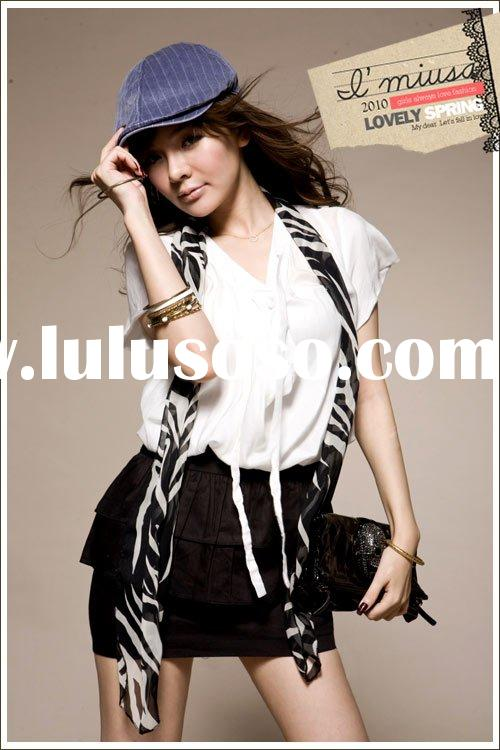 Wholesale Taiwan Hk Fashion Clothing Apparel Clothes Garment