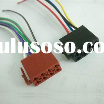 Wire Harness for Car Audio and Video Equipment