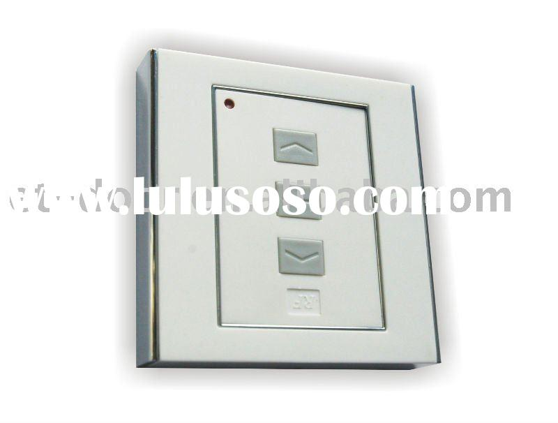 Wireless wall switch