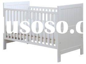 Wooden Baby Cot/Crib Bed
