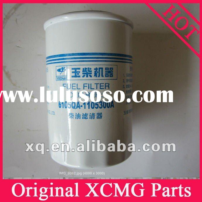 Yuchai Engine YC6105 Spare Parts Fuel Filter 6105QA-1105300A for XCMG SDLG Heavy Machinery
