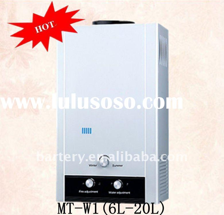 (6L ~12L) Open flue Type gas water heater
