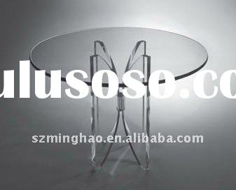 acrylic furniture/plexiglass table