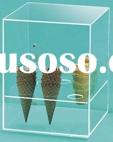 acrylic ice cream cone holders