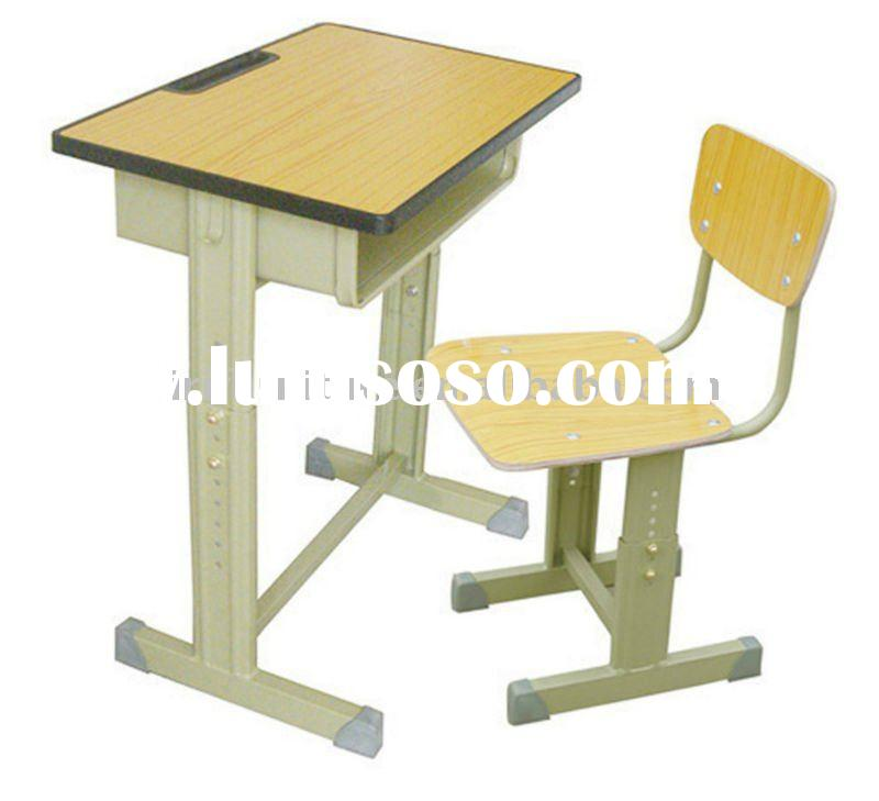 adjustable school desk chair