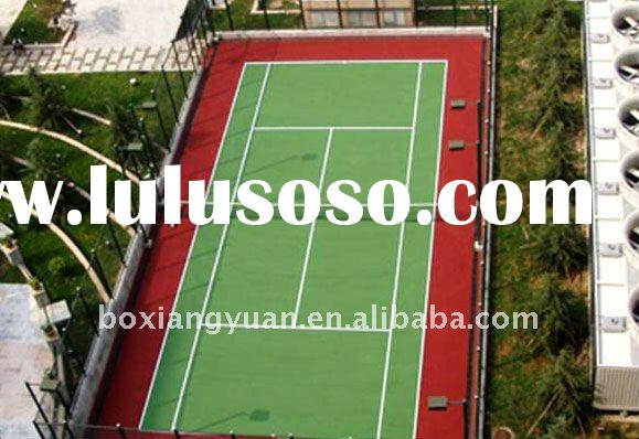 artificial grass turf for tennis court