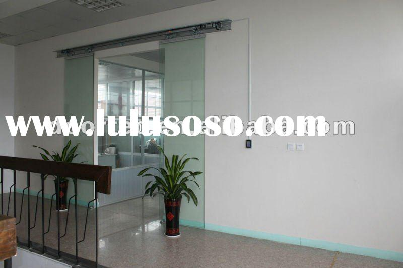 automatic door sliding door interior door system