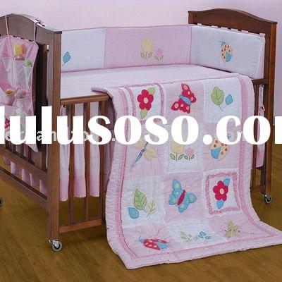 Girls Baby Bedding Sets on Girl Baby Bedding Set