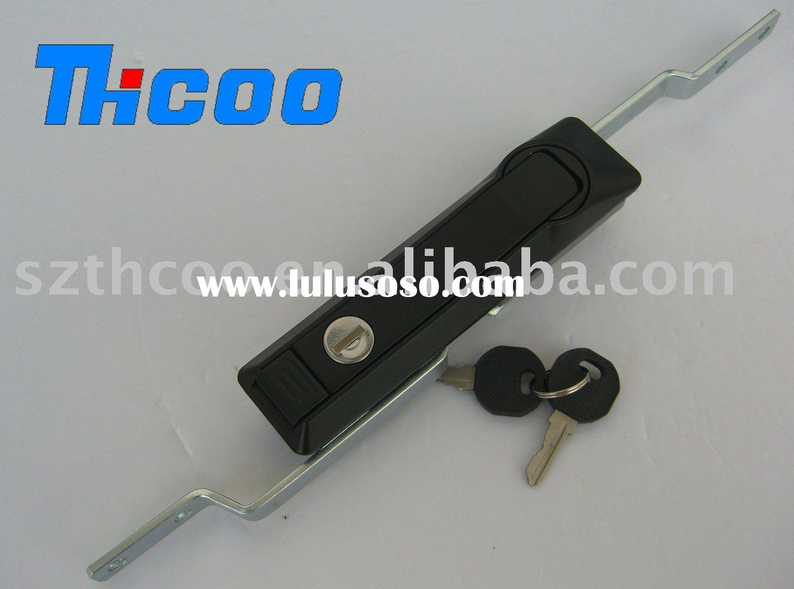 cabinet handle door Rod lock