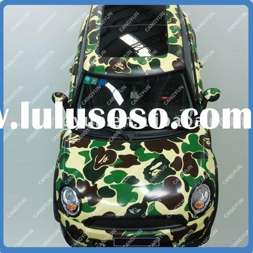 car Body painting sticker