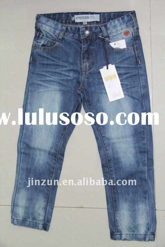 children clothing jeans 2012 new jeans kids jeans