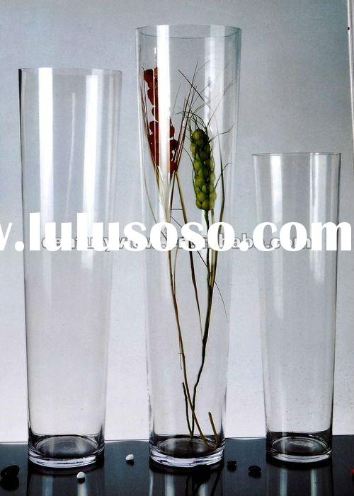 Tall Clear Vases Glass Tall Clear Vases Glass Manufacturers In Lulusoso Com Page 1