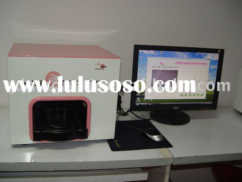 digital nail art machine,nail art printer,CE certification