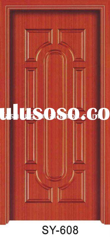 door skin design! wood panel door design!
