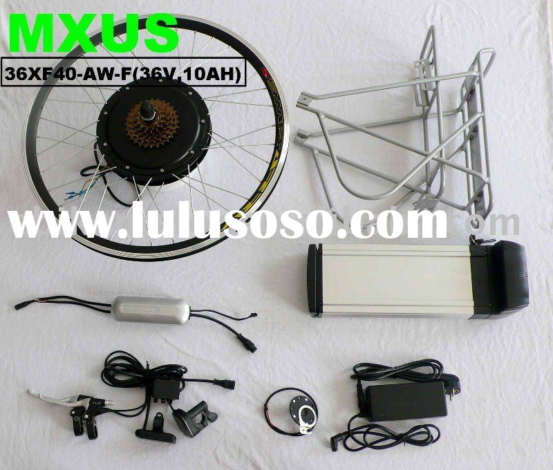 electric bicycle parts& hub motor&battery& controller,bicycle conversion kit, pedal assi