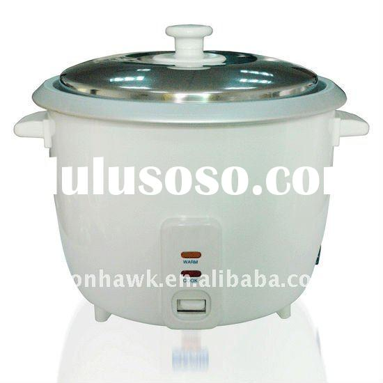 electric drum rice cooker with high quality and competitive price
