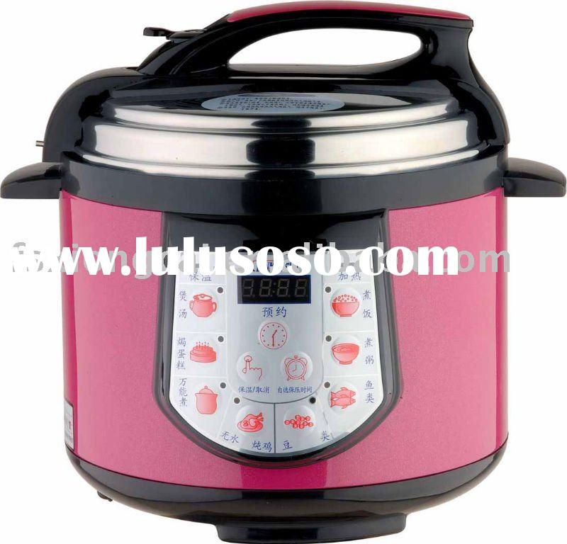 fast cooking electric pressure cooker