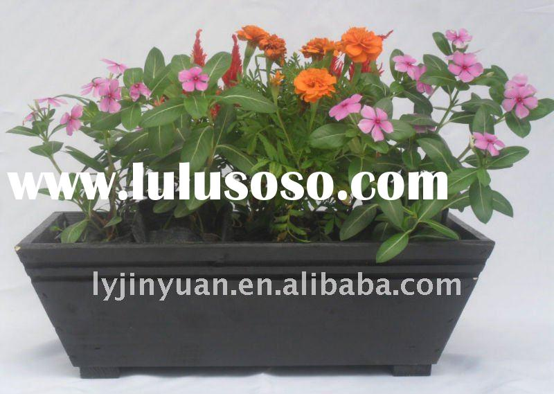 flower box &wooden planter