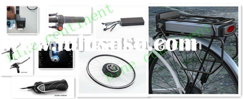 front motor with disc brake high power electric bicycle kit