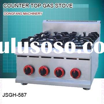 gas cooker oven, table top gas stove