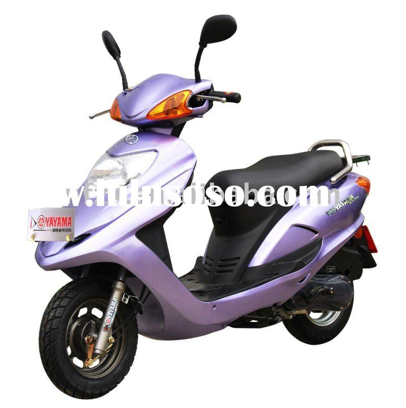 gas motor scooters