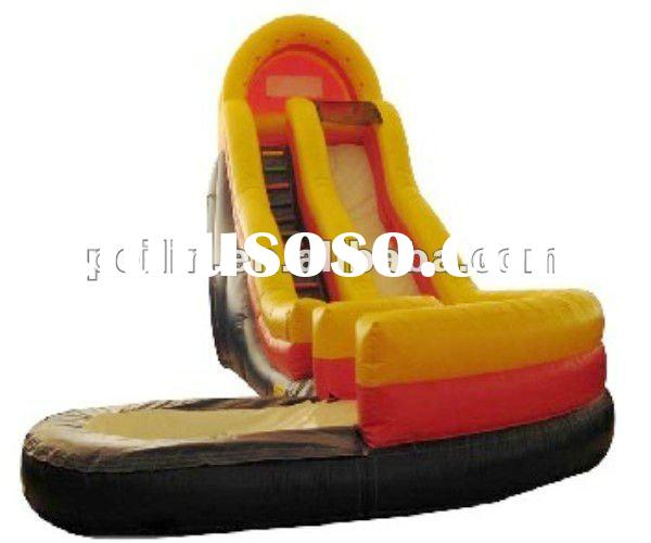 giant inflatable water slide hot sale