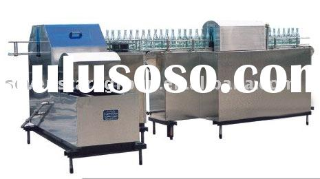 glass bottle washer automatic SS304 for recycle bottles
