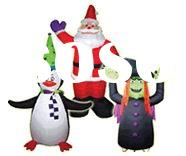 holiday inflatable products