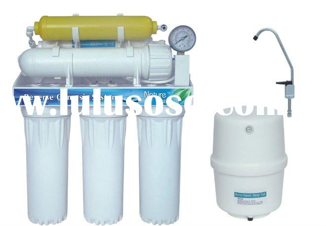home ro water system /water filter system without pump