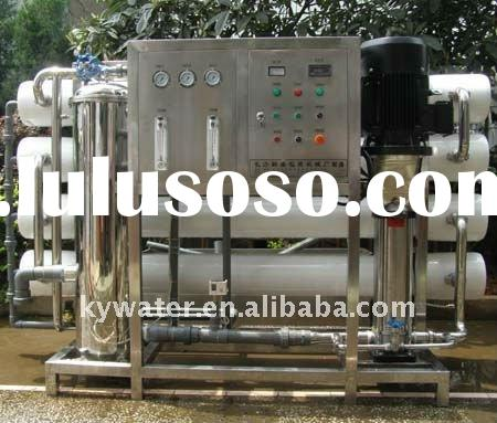 hot sell 5000L/H automatic water filter for ro system