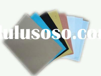 Nubuck Leather Furniture on Woven Fabric Good Quality Pu Leather For Upholstery Sofa And Furniture