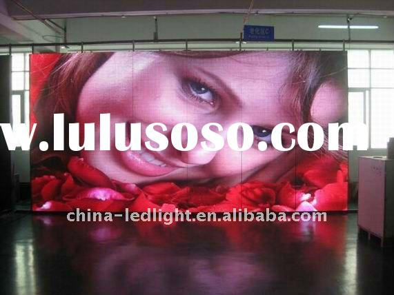 indoor monitor signs digit LED advertising screen sign wall mounted board LED LED P37mm display scre
