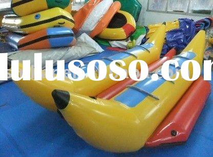 inflatable banana boat/inflatable water games/inflatables