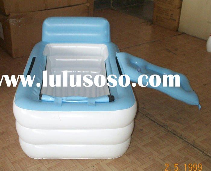 inflatable bath tub, inflatable pool, inflatable family pool, inflatable water pool, inflatable bath