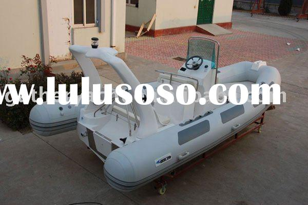inflatable rubber boat rib 520